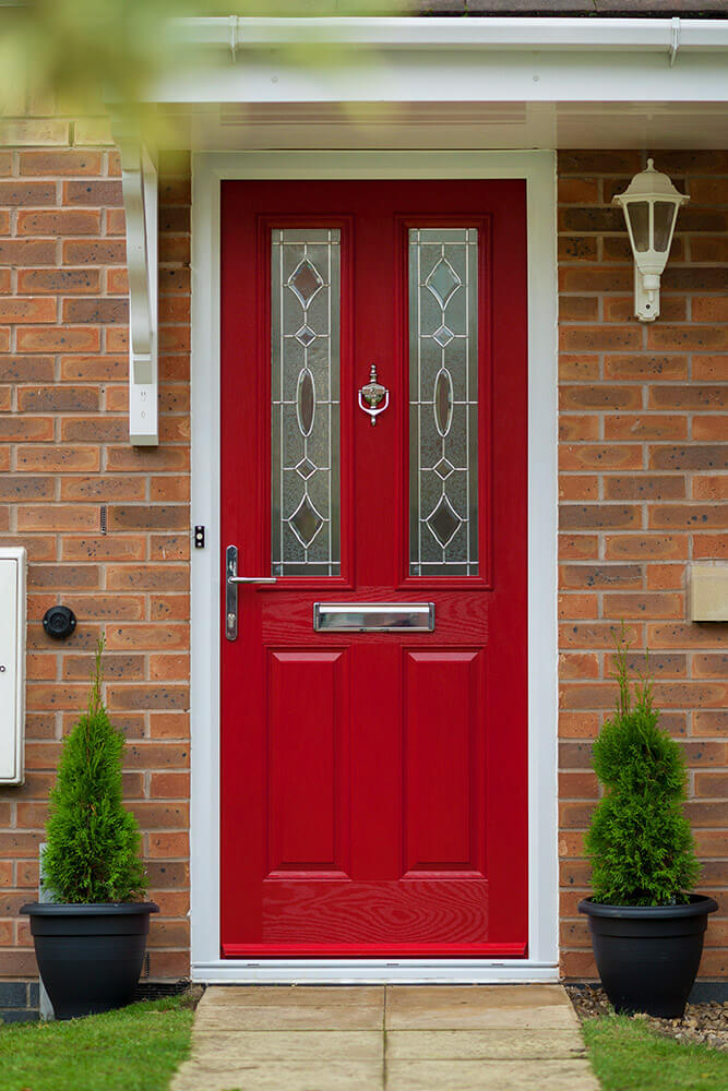 Composite Doors Smiths Glass