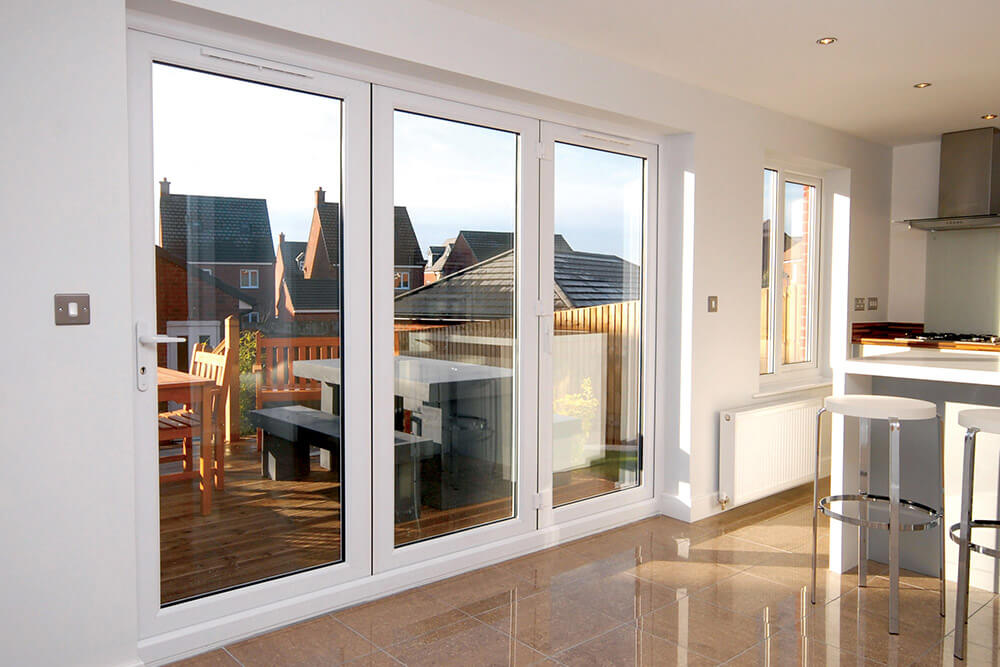 Bifolding Doors | Smiths Glass