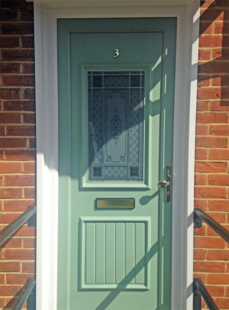 Upvc Doors Smiths Glass
