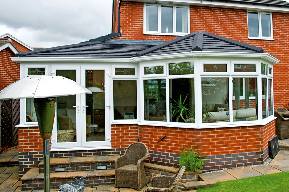 Attractive Warm Roofs for conservatories   Smiths Glass